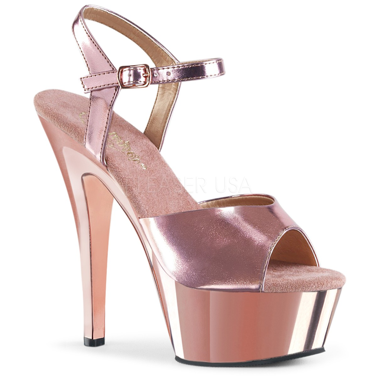 KISS 209 ROSE GOLD