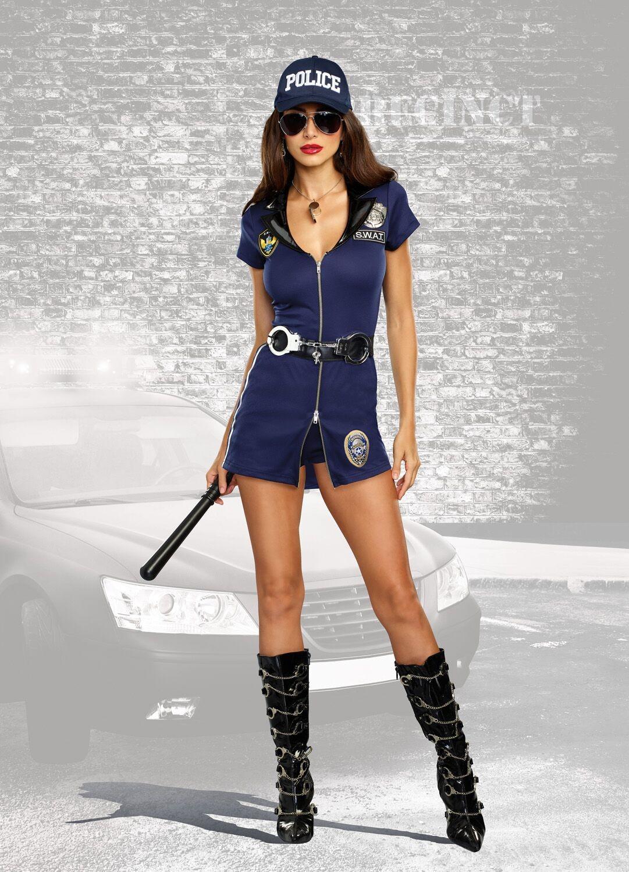 KOSTIM S.W.A.T. policajka 11135