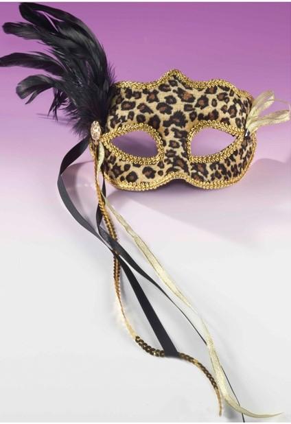 Leopard maska