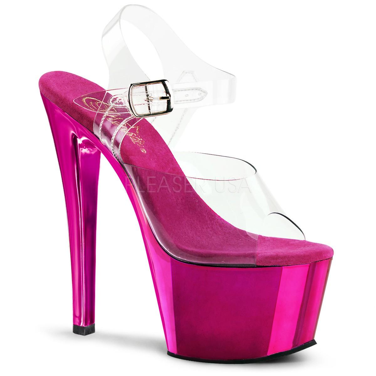 Sky 308 Clr / H. Pink