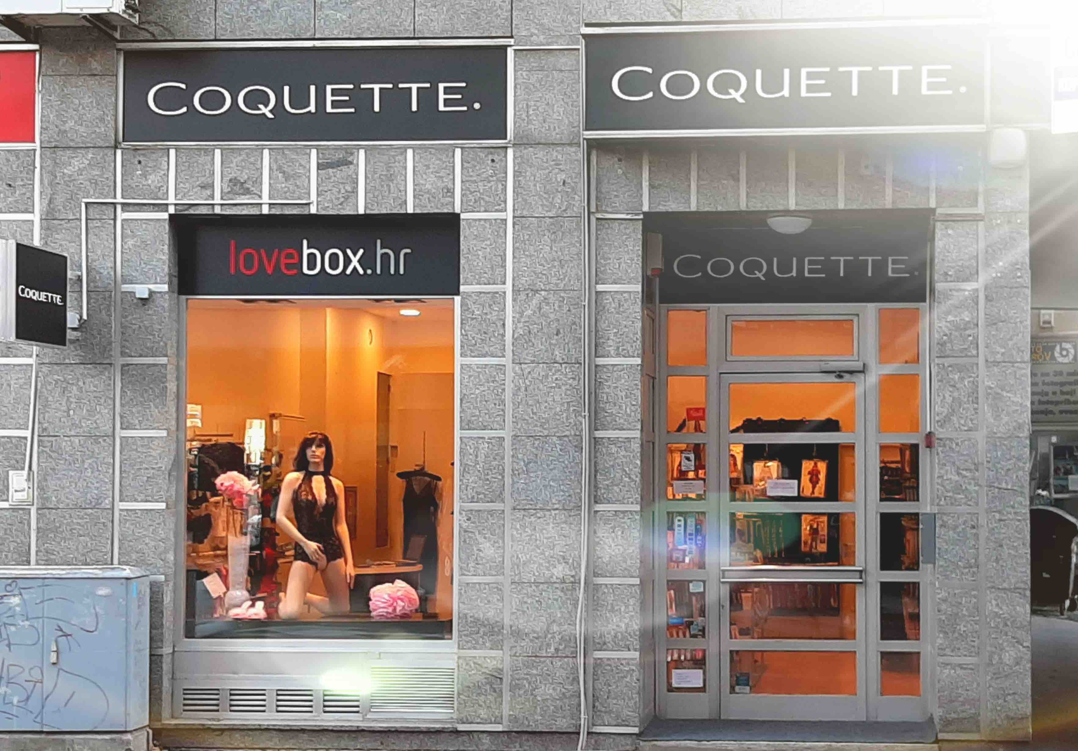 Centar sex shop zagreb Sex shop